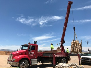 15 Ton Crane Service