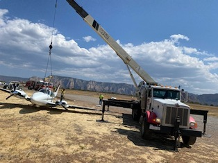 33 Ton Crane Service