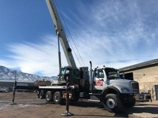55 Ton Crane Service