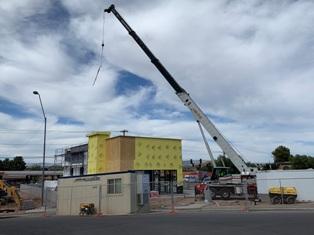 70 Ton Crane Service