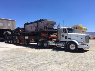 Heavy Haul by D and O Crane